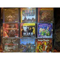 Набор игровых лицензионных дисков 2.