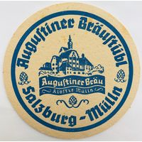 Подставка под пиво AugustinerBrаu /Германия/-2