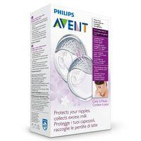 Philips AVENT SCF157/02 Набор накладок для сбора грудного молока