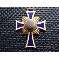 Материнский крест в золоте.Оригинал.