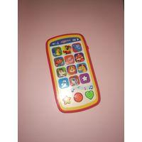 Детский телефон с песенками