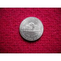 США 5 центов 2012 г. P.
