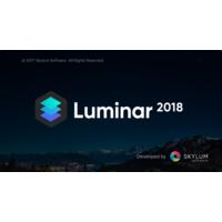 Luminar 2018 (ключ) PC/Mac (аналог PhotoShop)