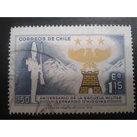 Чили 1972 военная символика