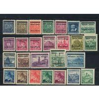 Германия Богемия и Моравия Протекторат Коллекция 1939-44 Полная (7 сканов) #1-142*
