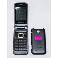 2014 Телефон Samsung GT-C3520. По запчастям, разборка