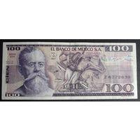 Мексика. 100 песо 1982