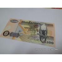 Замбия 100 квача