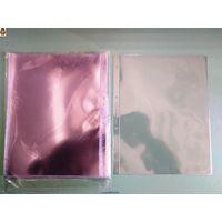 """Листы """"Альбоммонет"""" (ALBOMMONET) для банкнот (бон, календарей, открыток) на 1 бону. Формат """"Гранд"""", 245х310 мм."""