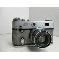 Фотоаппарат ФЭД-3 тюнингованный