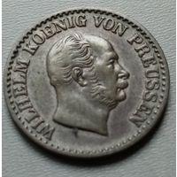 Пруссия. 1 грош 1869 г.