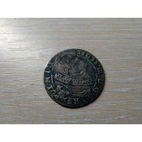 6 грошей. Сигизмунд III 1625 год.