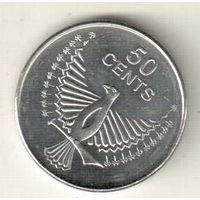 Соломоновы Острова 50 цент 2012