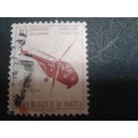 Гаити 1955 вертолет