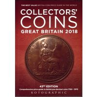 Collectors' Coins Great Britain 2018 British Pre-Decimal Coins 1760 - 1970