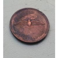 1 цент 1967 г. Канада