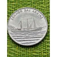 Кабо-Верде 50 эскудо, 1994 год (корабль)