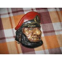 Панно Капитан, моряк (под трубку, сигару. СССР)