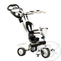Трехколесный велосипед-коляска Smart Trike Zoo 3 в 1 универсальный трехколесный детский велосипед, который просто перестраивается в трехколесную каталку или трехколесный велосипед. Подходит длято