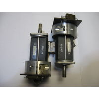 Двигатели пост. тока ДМ-2-26(27В,12Вт,3300-3800 обор/мин) с доп. платой устранения помех