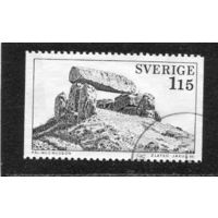Швеция. Древние гробницы
