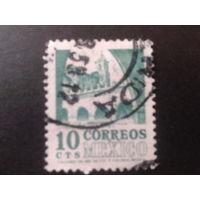 Мексика 1950 стандарт 10 с