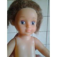 Кукла пластмассовая. 1995 года.