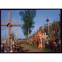 Литва Гора крестов