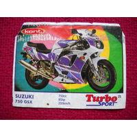 Турбо спорт фиолет ( Turbo sport violet ) # 25