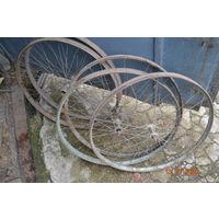 Колеса к велосипеду из СССР