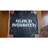 Пластинка BLACK SABBATH