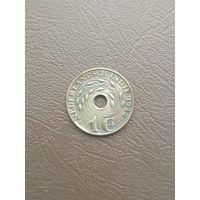 Голландская Индия / 1 cent / 1942 год / P