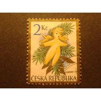 Чехия 1994 Рождество полная