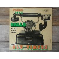 Old Timers - Hold the line (Polish Jazz, vol. 30) - Muza, Польша