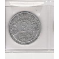 2 франка 1946. Возможен обмен