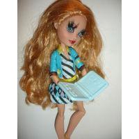 Книга для Кукол Монстер Хай,Барби Monster High