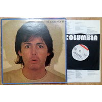 McCARTNEY	II	 +SINGLE	1980