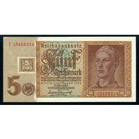 ГДР. 5 Марок 1948 года. P3. UNC-