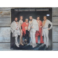 Конверт пластинки - The Isley Brothers. Showdown
