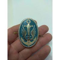 Кокарда спецназ ВМС Украины. Нач. 2000-х