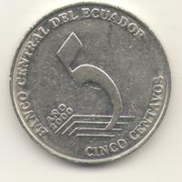 5 сентаво 2000 г.
