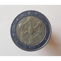 2 Евро Бельгия 2006 Атомиум