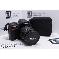 Зеркальная камера Nikon D7100 + Nikon 35-70 mm f/2.8 AF + вспышка Nikon SB-700. Гарантия
