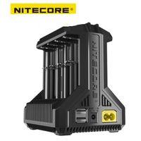 Зарядное устройство Nitecore i8 18650.16340.14500 и др.