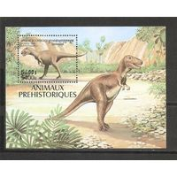 Камбоджа 1999 Динозавры