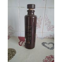 Бутылка керамическая от Рижского бальзама 0,2 л