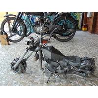 Техно - байк. Супер подарок для любителя мотоциклов.