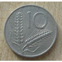 Италия 1 лира 1955 год R