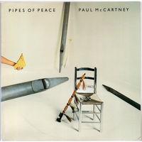 LP Paul McCartney 'Pipes of Peace'
