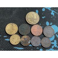 Нечастые монеты СССР
